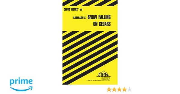 snow falling on cedars criticism