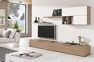 Habitdesign 016683w mueble de comedor mueble salon - Habitdesign muebles ...