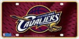 Cleveland Cavaliers NBA Novelty Vanity Metal License Plate Tag Sign - MTG73001
