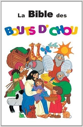Livre La Bible des Bouts d'Chou pdf, epub ebook