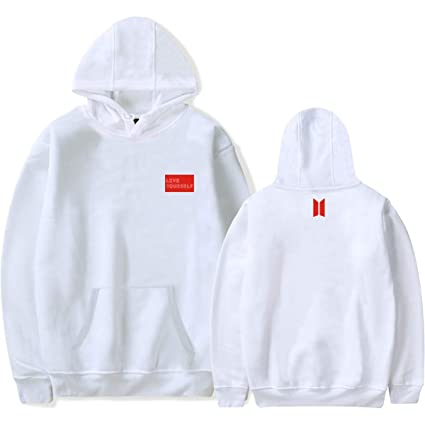 Amazon.com : SIMYJOY ENJOY THE SIMPLICITY Unisex BTS Fans Hoodie Concert Support Pullover Cool Sweatshirt Kpop Top for A.R.M.Y : Sports & Outdoors