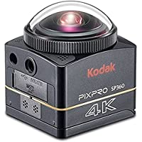 Kodak Action Camera PIXPRO SP360 4K Japan Import