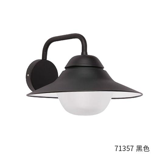 Amazon.com: Avanthika E27 - Lámpara de pared para exteriores ...