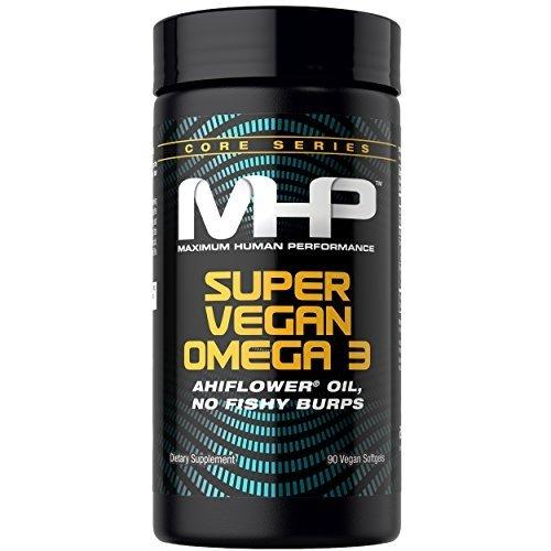 MHP Super Vegan Omega 3 Capsules, 90 Count For Sale