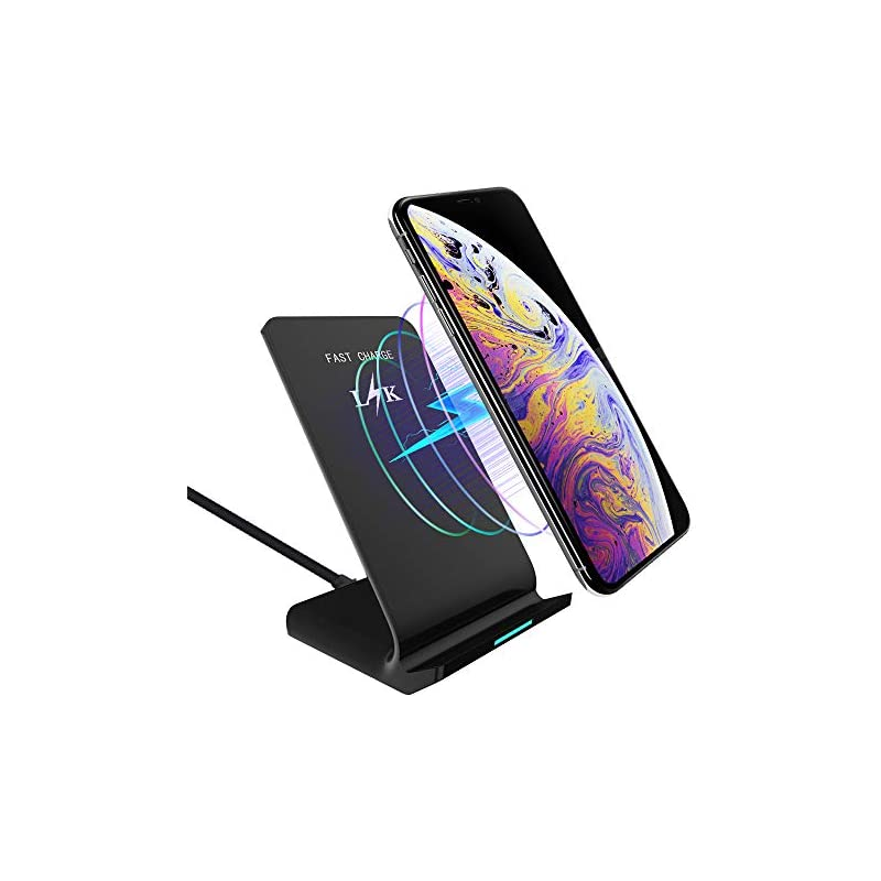 Wireless Charger, LK Qi Fast Wireless Ch