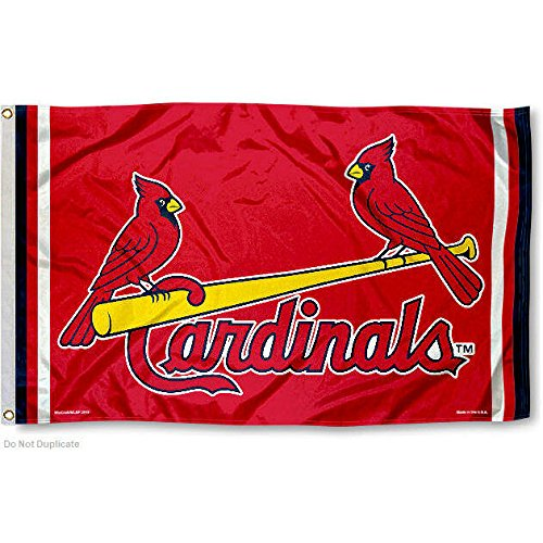 St. Louis Cardinals Birds Flag and Banner