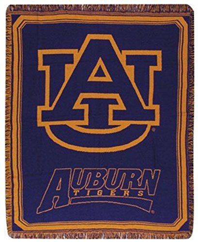 University Afghan Throw - 1