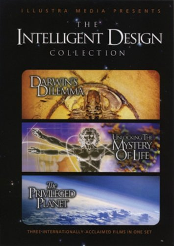 The Intelligent Design Collection - Darwin's Dilemma, The Privileged Planet, Unlocking the Mystery of Life by Randolf Publishing