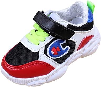 Berimaterry Zapatillas de Deporte Unisex bebé Zapatillas de Running para Niños Air Zapatillas de Deportes Zapatos Zapatillas de Running Zapatos para Correr Niños Niñas Zapatilla de Deporte de Moda: Amazon.es: Ropa y