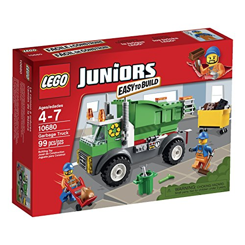 LEGO Juniors Garbage Truck (10680)
