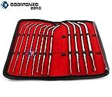 OdontoMed2011 NEW O.R GRADE 12 EA VAN BUREN DILATOR URITHRAL SOUNDS SETS OB/GYN ODM