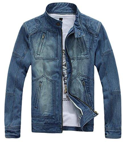 Denim Jacket Motorcycle - 6