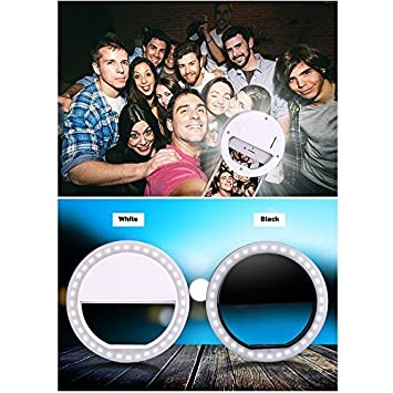 Buy DAPOWA Cellphone LED Selfie Ring Light 36 LED Universal Ring