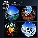 Apexel Phone Lens Kits-22x Telephoto