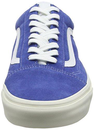 Azul Delftretro Hombre de Entrenamiento para Zapatillas Old Vans Skool Sport qUvppF