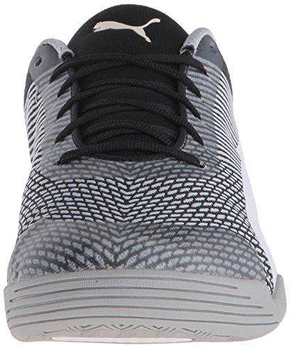 Zapatillas De Fútbol Puma Evospeed Star S2 Para Hombre Black / White / Quarry