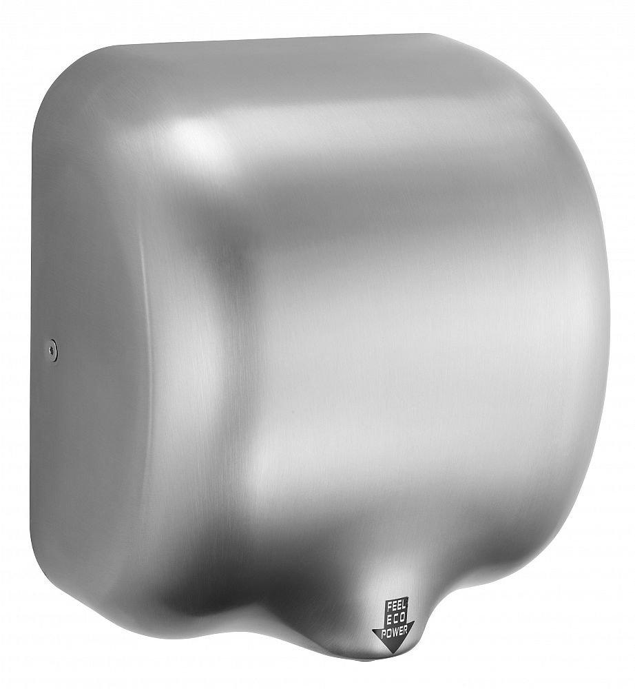 JetDri Mark II Hand Dryer (Brushed Satin) Dryflow