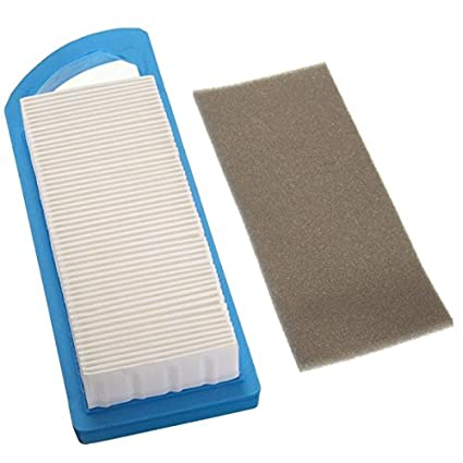 WCHAOEN Combo de filtro de aire para Briggs Stratton 697153 698083 ...