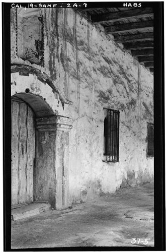 HistoricalFindings Photo: Mission San Fernando Rey de Espana,Monastery,San Fernando,Los Angeles Co,CA,6 (Mission Of San Fernando Rey De Espana)