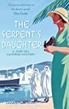 Front cover for the book The Serpent's Daughter by Suzanne Arruda