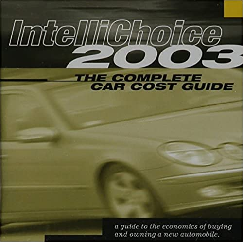 Read Complete Car Cost Guide 2003 PDF, azw (Kindle), ePub, doc, mobi