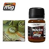 Ammo of Mig Jimenez Light Rust WASH 35ml #1004