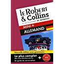 Dictionnaire Le Robert & Collins Mini Plus Allemand (French and German Edition)