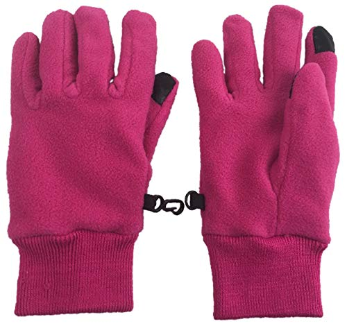 N'Ice Caps Women's Warm Sherpa Lined Fleece Touchscreen Gloves