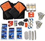 Moving Kit, complete for a 2 or 3 bedroom.  Forearm Forklift Moving Straps included