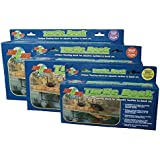 Zoo Med Turtle Dock - Isola galleggiante con rampa, in varie misure