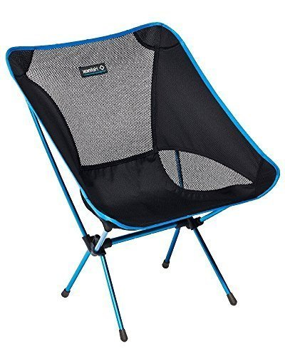 Big Agnes - Helinox - Chair One, Portable and Compact Camping Chair, Black