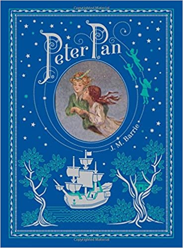 Peter Pan Barnes Noble Collectible Classics Childrens Edition Agnese Baruzzi 9781435154704 Amazon Books