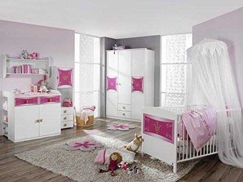 Babyzimmer Kate 7 tlg.
