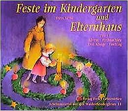 Advent Und Weihnachten Im Kindergarten.Feste Im Kindergarten Und Elternhaus Tl 1 Advent Weihnachten