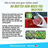 Active Wear Laundry Detergent - Formulated for