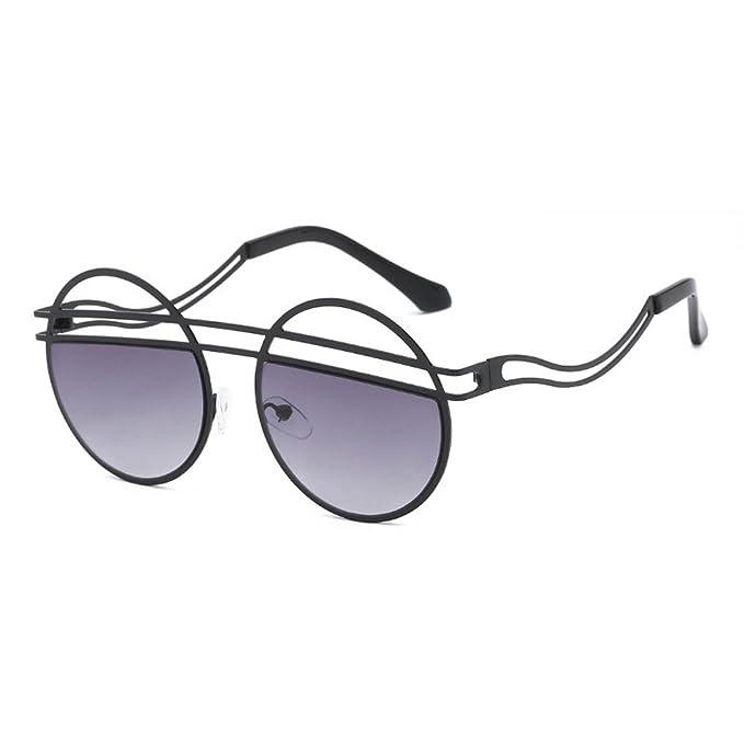 Chasingdream Gafas de sol redondas Steampunk para mujeres ...
