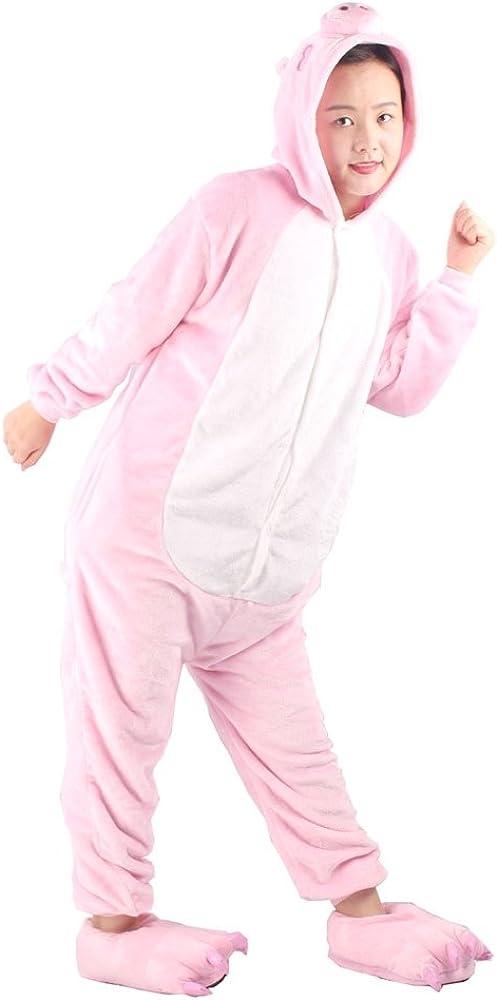 Arkind Pijama Adulto Mujer Hombre Niña Niño Adulto Animal Disfraz ...