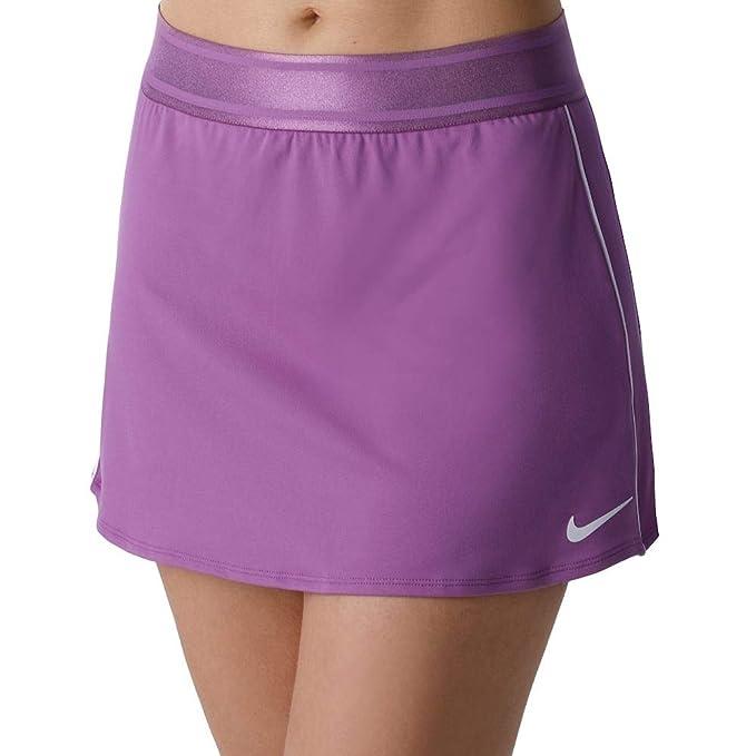 Nike Court Dry Rock - Falda para Mujer, Mujer, 939320, Purple ...