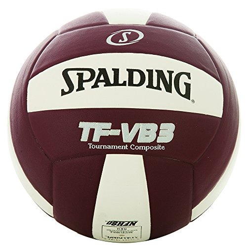 Spalding Volleyball Tf Vb3 Tournament Composite Leather