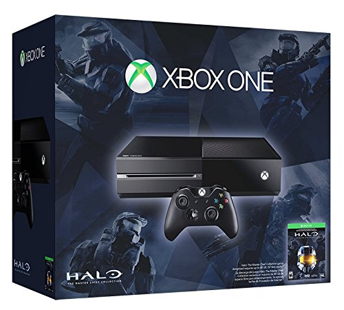 Xbox One Halo The Master Chief Collection 500GB Bundle