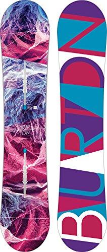 Burton Feelgood Snowboard - Women's 149cm Burton Twin Tip Snowboard