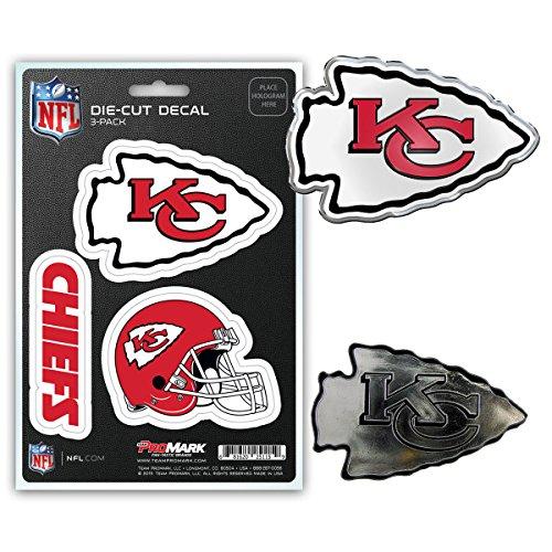 NFL Kansas City Chiefs Team Emblem Kit