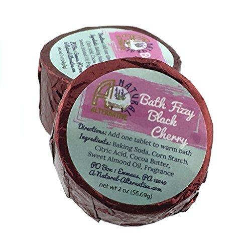 Fizzy Cherry (Black Cherry Bath Fizzy)