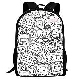 PH&R.H00DED Fashion Cute_Lankybox School Backpacks
