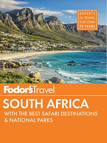 Fodor's South Africa: with the Best Safari Destinations (Travel Guide)
