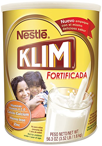 Klim Instant Dry Whole Milk Powder Fortificada, 3.52 (Milk Powder)