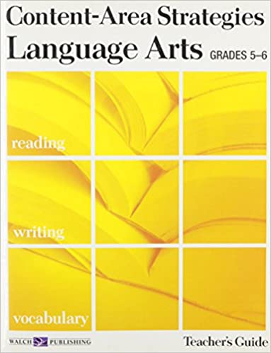 E-bøger til mobiltelefoner gratis download Content-Area Strategies for Language Arts, Grade 5-6 0825160030 PDF RTF