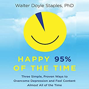 Happy 95% of the Time Audiobook
