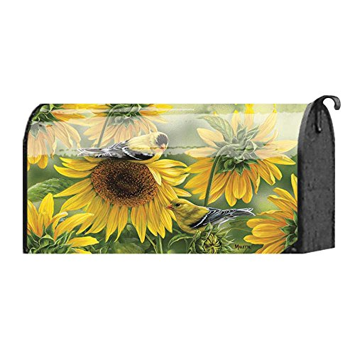 Magnolia Summer Beauties Mailbox Cover by Magnolia