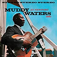Muddy Waters At Newport (180 Gram Translucent Blue Audiophile Vinyl/Anniversary Edition/Gatefold Cover)